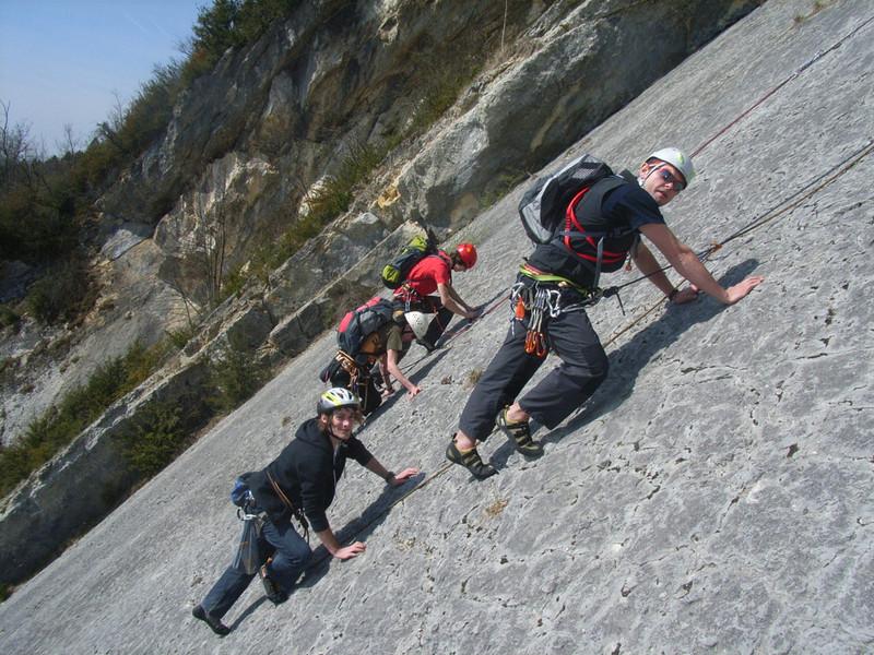 Skizunft metzingen outdoor klettern